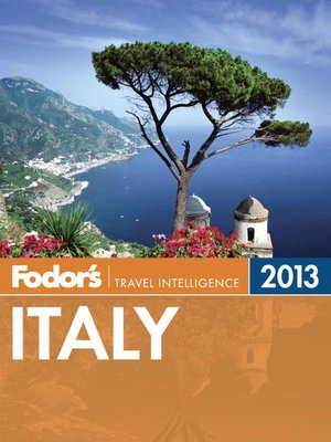 cover image of Fodor's Italy 2013