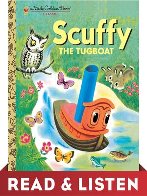 cover image of Scuffy the Tugboat