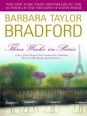 cover image of Three Weeks in Paris