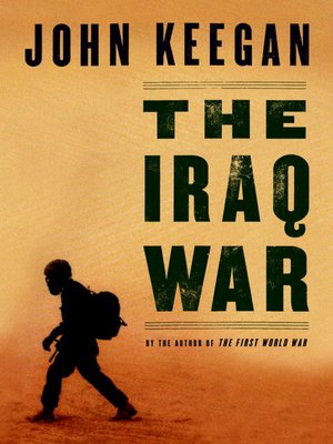 cover image of The Iraq War