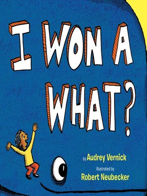 cover image of I Won a What?