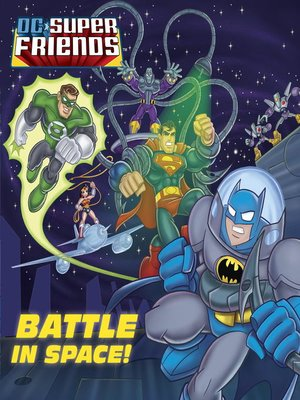 cover image of Battle in Space!