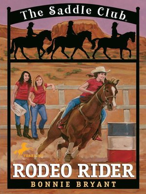cover image of Rodeo Rider
