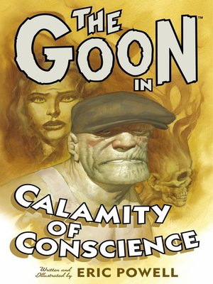 cover image of The Goon, Volume 9