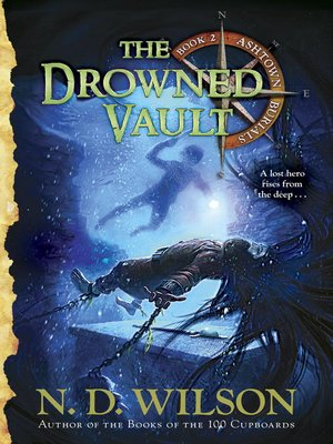 cover image of The Drowned Vault