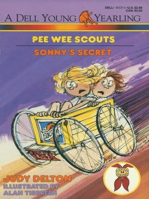 cover image of Sonny's Secret