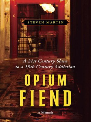 cover image of Opium Fiend