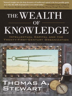 cover image of The Wealth of Knowledge