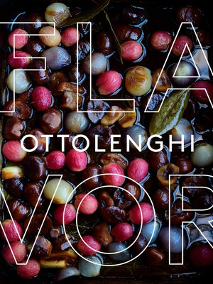 cover image of Ottolenghi Flavor