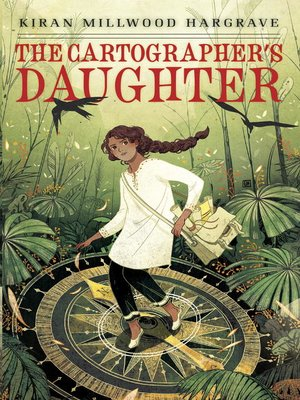 cover image of The Cartographer's Daughter