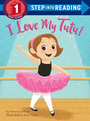 cover image of I Love My Tutu!