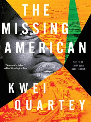 cover image of The Missing American