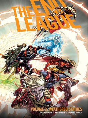 cover image of The End League (2008), Volume 2
