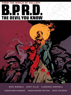 cover image of B.P.R.D. the Devil You Know Omnibus