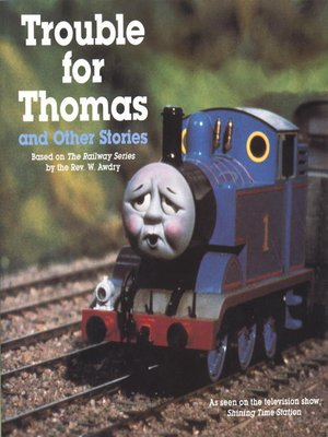 cover image of Trouble for Thomas and Other Stories