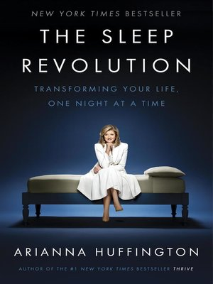 cover image of The Sleep Revolution