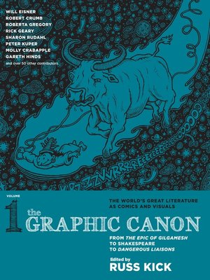 cover image of The Graphic Canon, Volume 1