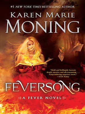 cover image of Feversong