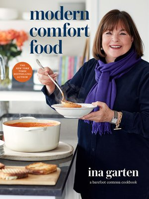 cover image of Modern Comfort Food