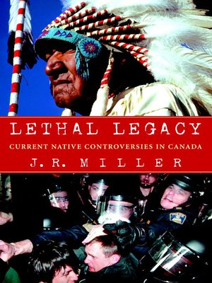 cover image of Lethal Legacy