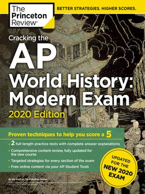 cover image of Cracking the AP World History
