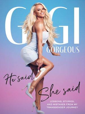 cover image of He Said, She Said