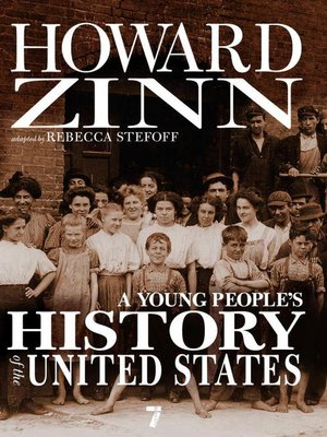 cover image of A Young People's History of the United States