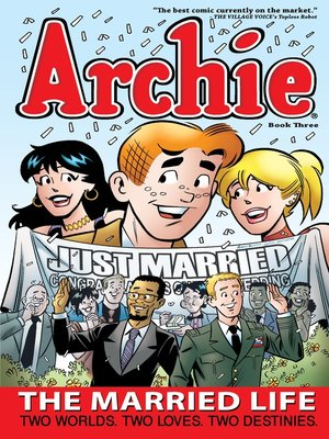 cover image of Archie: The Married Life, Book 3