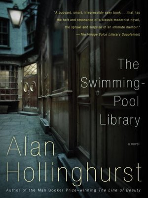 cover image of The Swimming-Pool Library