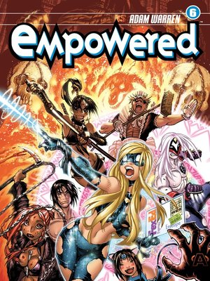 cover image of Empowered (2007), Volume 6