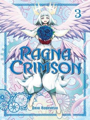 cover image of Ragna Crimson 03
