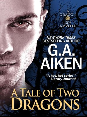cover image of A Tale of Two Dragons