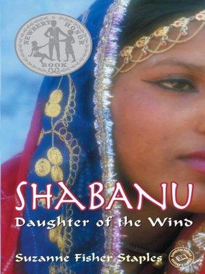 cover image of Shabanu