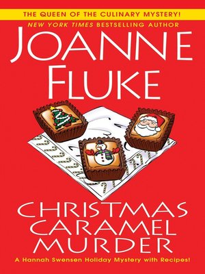 cover image of Christmas Caramel Murder