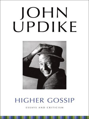 cover image of Higher Gossip