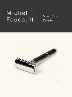 cover image of Herculine Barbin