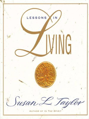 cover image of Lessons in Living