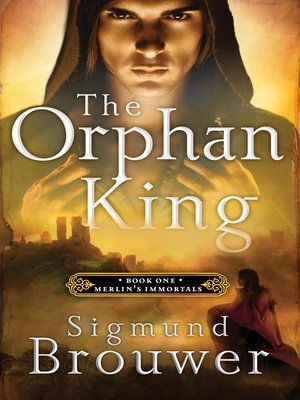 cover image of The Orphan King