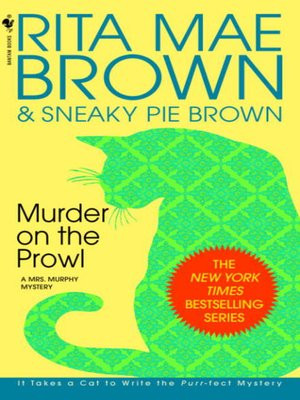 cover image of Murder on the Prowl