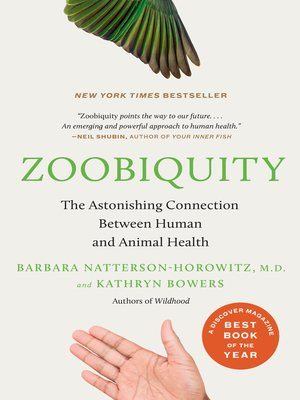 cover image of Zoobiquity