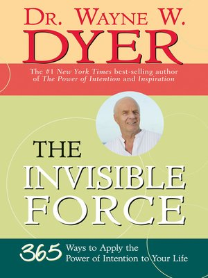 cover image of The Invisible Force