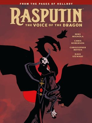 cover image of Rasputin: The Voice of the Dragon