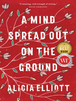 cover image of A Mind Spread Out on the Ground
