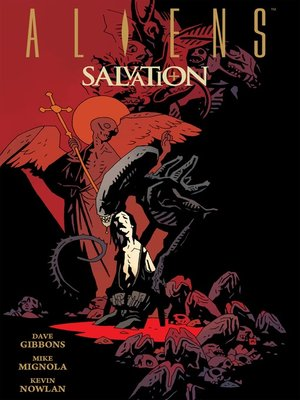 cover image of Aliens: Salvation