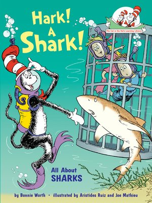 cover image of Hark! a Shark!