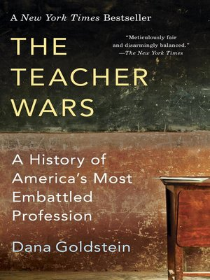 cover image of The Teacher Wars
