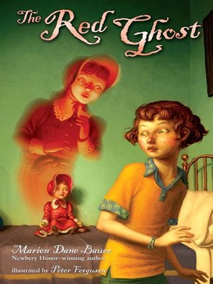 cover image of The Red Ghost