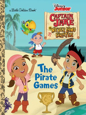 cover image of The Pirate Games (Disney Junior