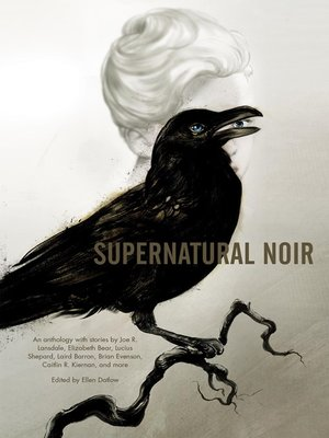 cover image of Supernatural Noir
