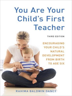 cover image of You Are Your Child's First Teacher